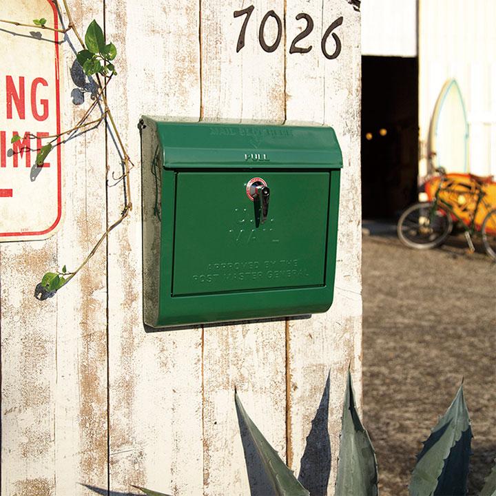 【アメリカンポスト】【壁掛けタイプ】「アートワークスタジオ(ARTWORKSTUDIO)U.S.Mail box 1」