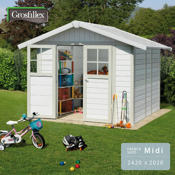 enters the yard storage sheds outdoor storage storage sheds large rosfillex go firex french held du