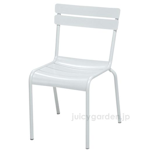 【チェア】【イス】【椅子】ヨーロッパで生まれた軽量なガーデンチェアFermob ルクセンブールチェア屋外対応!【フェルモブ】【ファニチャー】【ガーデン】【庭】【送料無料】