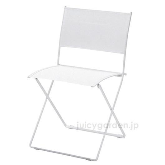 【チェア】【椅子】【イス】【フェルモブ】シンプルが美しいFermob プレインエアチェア屋外対応!【ファニチャー】【ガーデン】【庭】【送料無料】