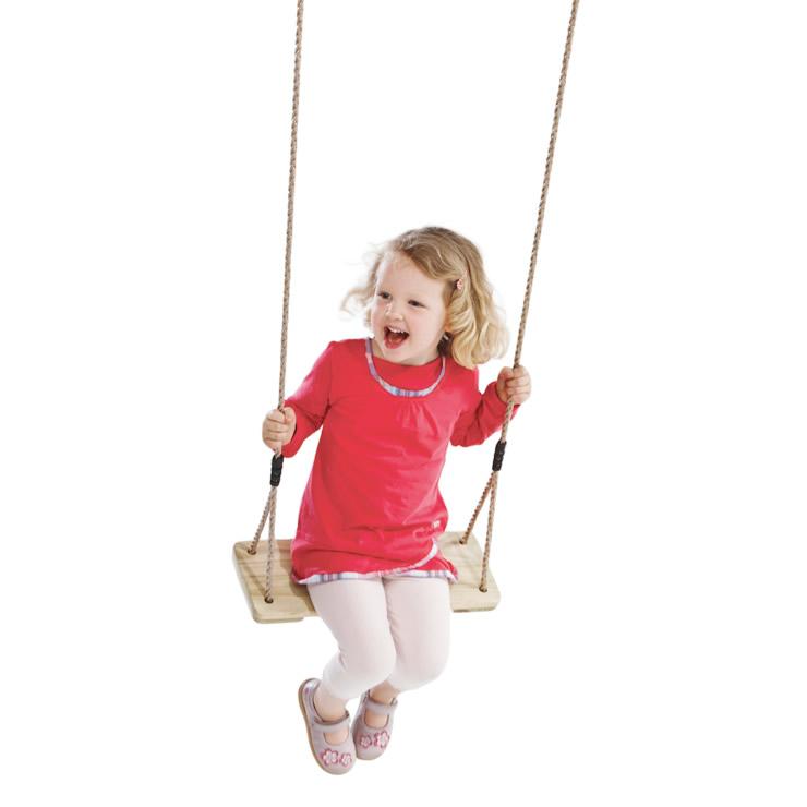お庭がステキな遊び場に 子供たちにもっと運動を 吊り金具に接続するタイプの家庭用ブランコ単品です DIY WEB限定 子供 幼児 キッズ 庭 丸太や木製フレームに取り付け ブランコ はらっぱギャング ナチュラルパインウッド 自作 激安通販 屋外 ※フレーム無し 吊り金具別売り ブランコ単品 ガーデンブランコ