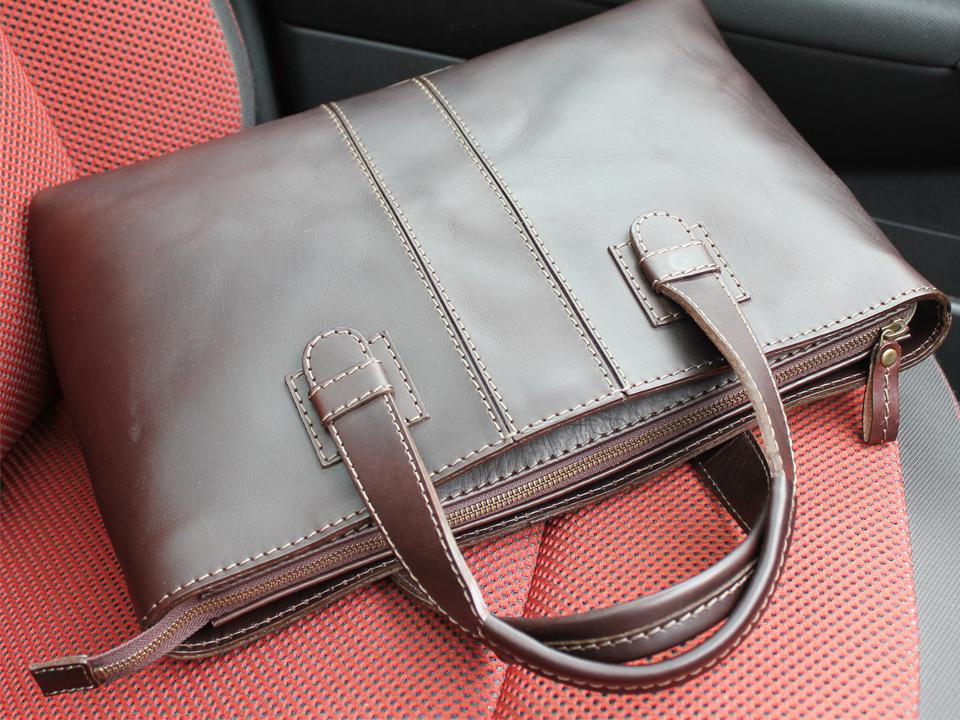 鞄職人が作るファスナー付ワイドトートバッグNo.1503F【送料無料】【smtb-k】【ky】