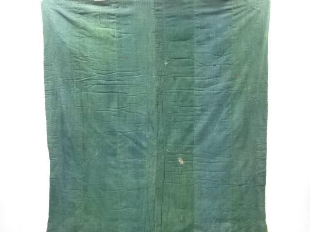 手織り木綿6巾【アンティーク】【中古】【着】 宗sou
