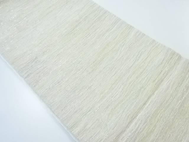 紗霞模様織り出し袋帯【リサイクル】【中古】【着】 宗sou