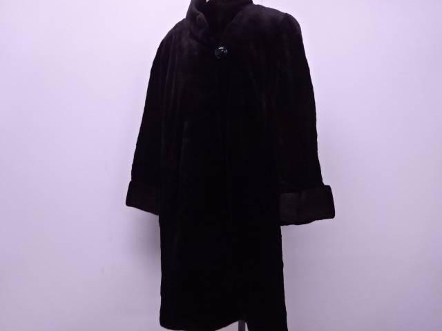 茶道具 茶道 未使用品 着物 プレゼント SAGA シェアードミンクコート 着 宗sou リサイクル 中古