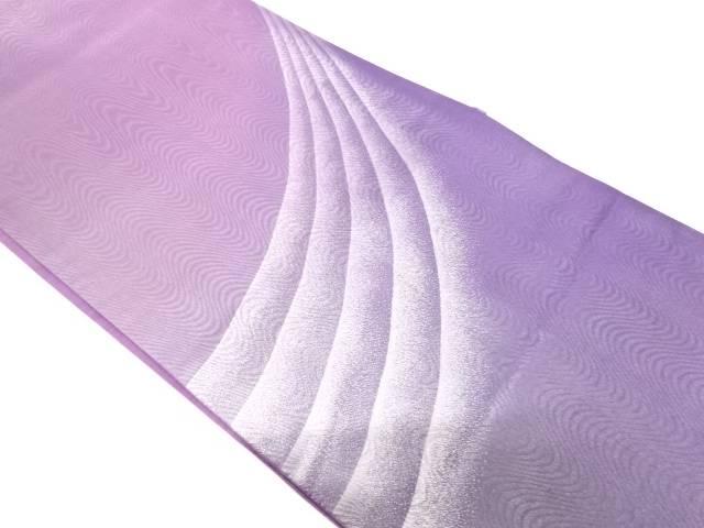 抽象模様袋帯【リサイクル】【中古】【着】 宗sou