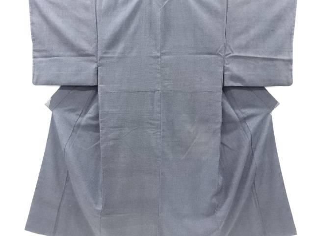 本塩沢100亀甲男物着物アンサンブル【リサイクル】【中古】【着】 宗sou