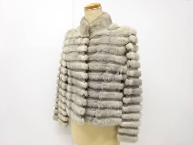 Rambulton ミンクジャケット(Lサイズ)【リサイクル】【中古】【着】 宗sou