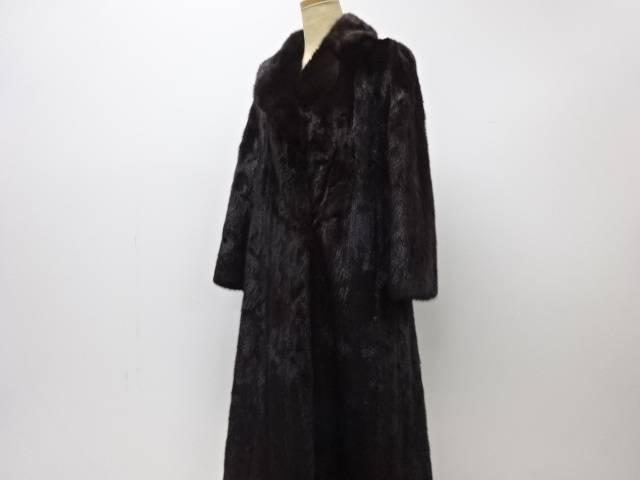 Paris Fur Co ミンクコート【リサイクル】【中古】【着】 宗sou