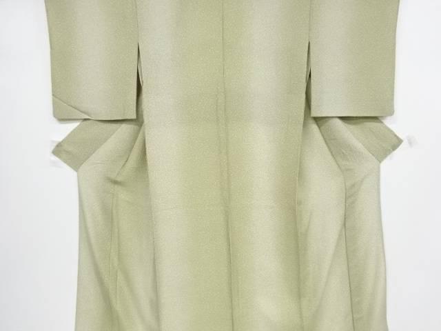 のり散らし模様単衣小紋着物【リサイクル】【中古】【着】 宗sou