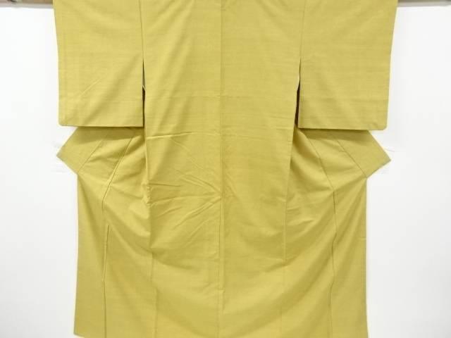 売り込み 茶道具 茶道 着物 手織り真綿紬着物 宗sou リサイクル 着 中古 新品未使用正規品