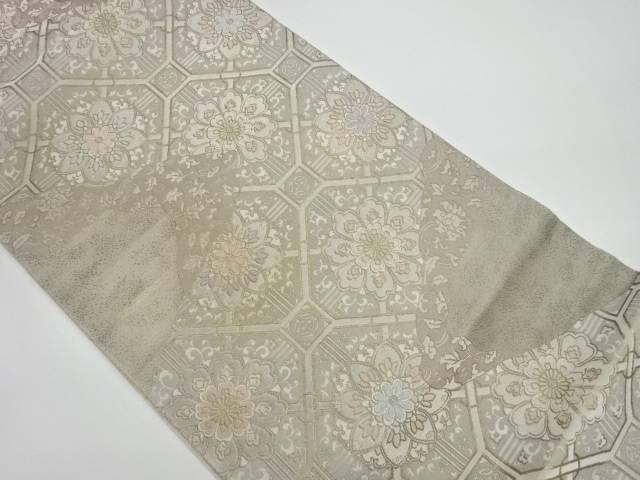 茶道具 茶道 驚きの価格が実現 着物 服部織物製 蜀江文模様織出し袋帯 着 宗sou 中古 リサイクル マート