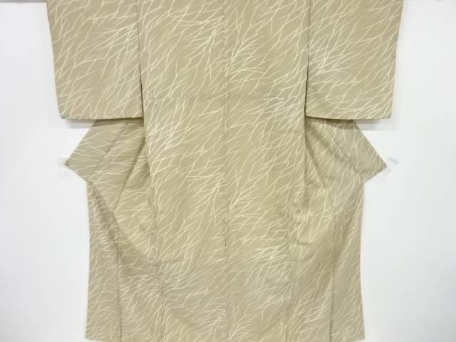 茶道具 茶道 着物 抽象模様小紋着物 トレンド リサイクル 宗sou 着 大幅値下げランキング 中古