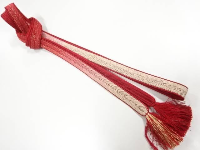 茶道具 茶道 着物 正絹 手組み帯締め 着 中古 セール特別価格 並行輸入品 宗sou リサイクル