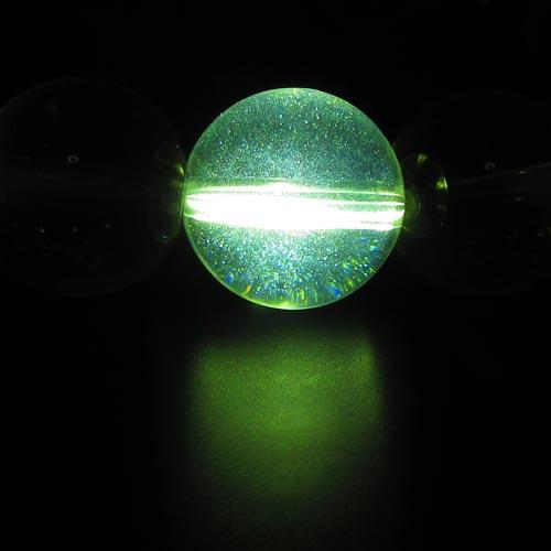 【天然石】神秘ギャラクシークォーツ12ミリ(銀河)