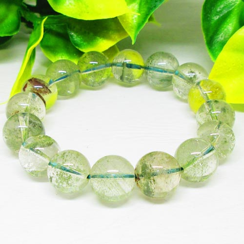 【天然石】幻影水晶(庭園水晶)12ミリ