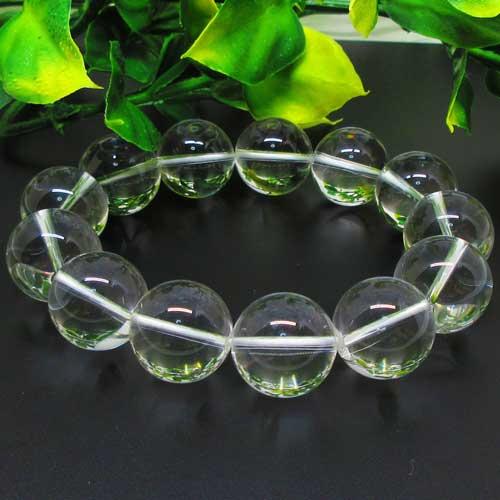 【天然石】高品質透明度水晶18ミリ