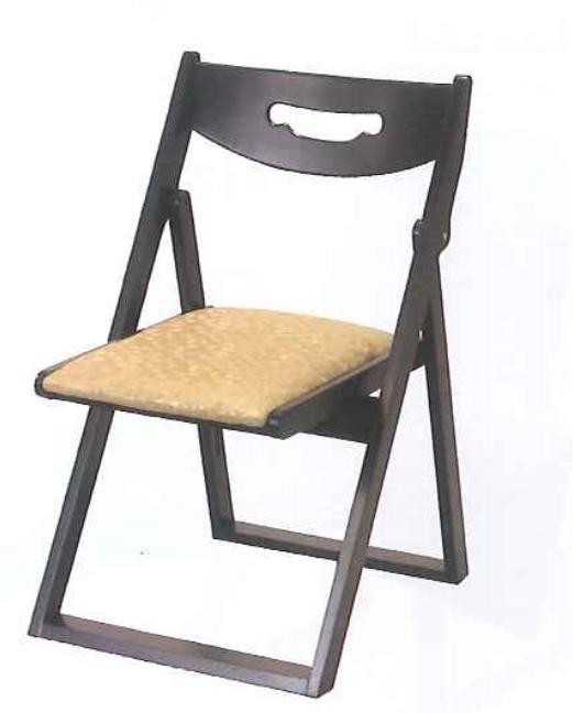 ルーツ型折畳椅子 AR-500