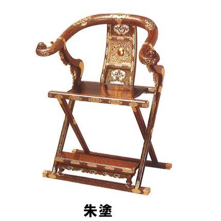 ルーツ型本曲録PART-1 漆塗・唐草沈金黒塗