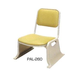 本堂用お詣り椅子 翼(アルミ) PAL-260