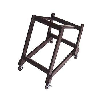 木製本堂用お詣り椅子専用台車