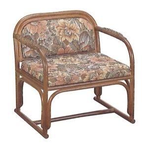 便利座椅子(籐製)