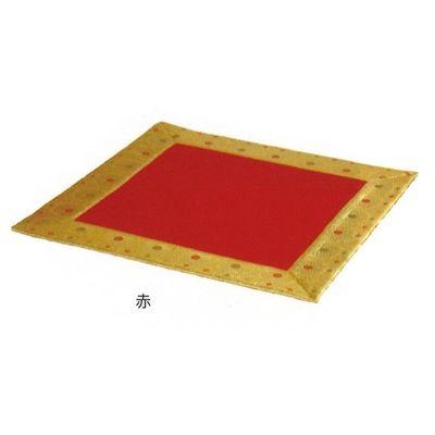 在家用拝敷(赤) 120cm×120cm