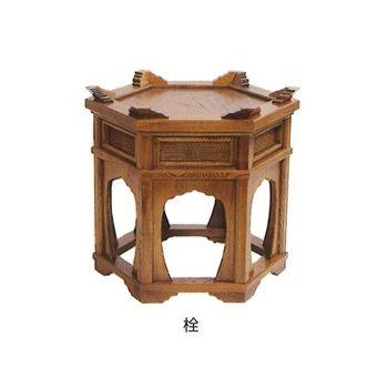 馨子台(栓) 平径t7尺×H51cm