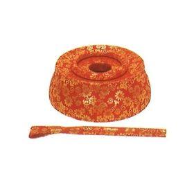 沙張台(バチ・金欄輪付) 7寸