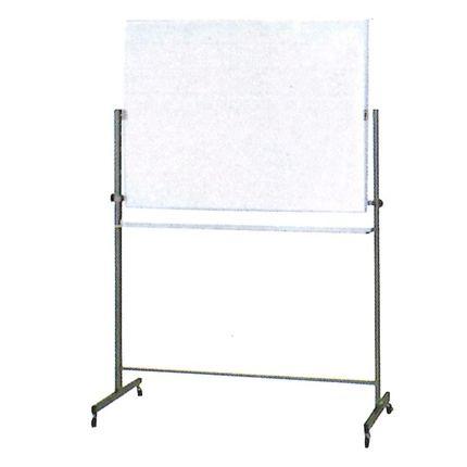 ホワイトボード(両面回転ボード) 180x90