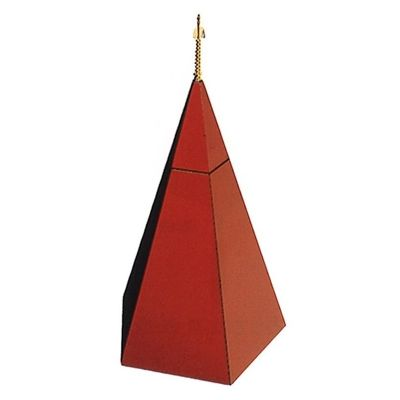 ルーツハウス L型 深紅/黒