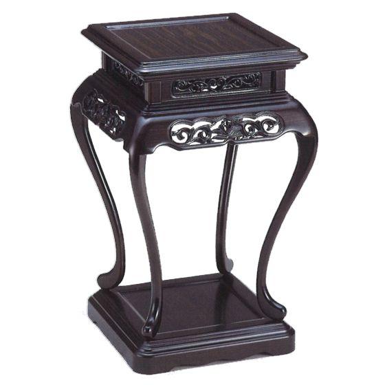 木製花台 高卓