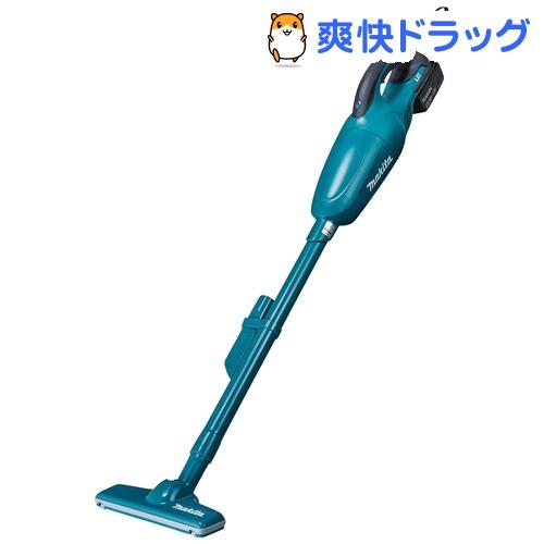マキタ 充電式クリーナー CL180FDRF 青(1セット)[掃除機]