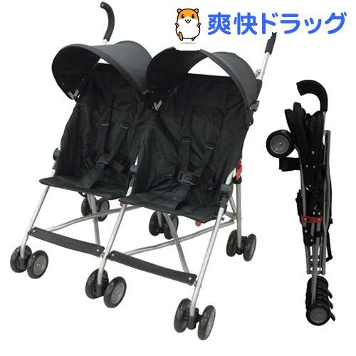 COOL KIDS CKバギーツイン ブラック(1台)【送料無料】