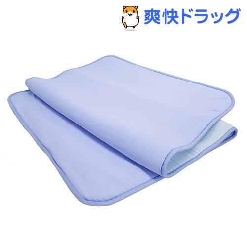 東京西川 敷きパッド シングル 接触冷感 速乾 風通しが良い 洗える 日本製(1枚入)【東京西川】