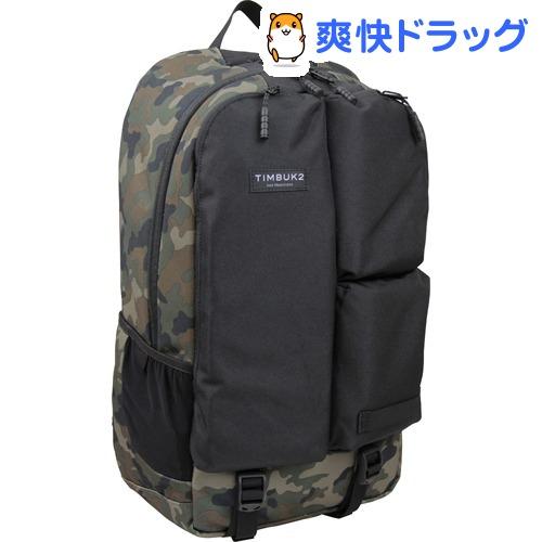 ティンバック2 バックパック ショウダウン Jet Black/Camo 34631138(1コ入)【TIMBUK2(ティンバック2)】