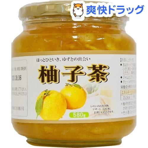 柚子茶 受注生産品 人気 580g