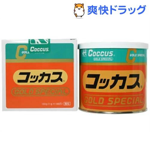 コッカス / コッカス ゴールドスペシャル コッカス ゴールドスペシャル(1g*100包)【コッカス】