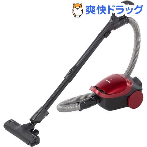 東芝 紙パック式クリーナー グランレッド VC-PH9(R)(1台)【東芝(TOSHIBA)】[掃除機]