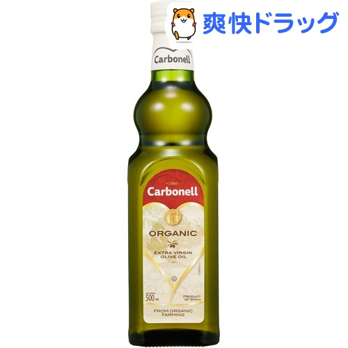 Carbonell organicextravirgin olive oil (500 mL) [organic olive oil]