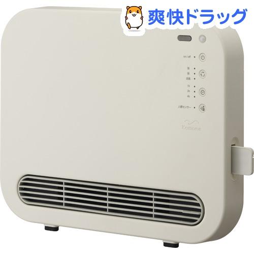 Kamome Heater&Fan ホワイト(1台)【カモメファン(kamomefan)】