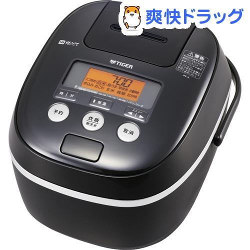 タイガー IH炊飯ジャー 炊きたて 5.5合 JPE-A101 ブラック(1台)【タイガー(TIGER)】【送料無料】