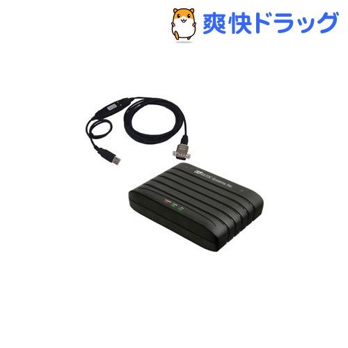 RS-232C 56K DATA/14.4K FAX モデム USB変換アダプター付 REX-C56EX-U(1セット)