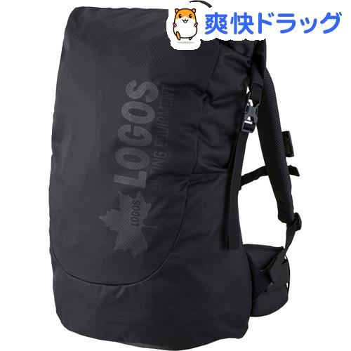 ADVEL ダッフルリュック40 ブラック(1個)【ロゴス(LOGOS)】
