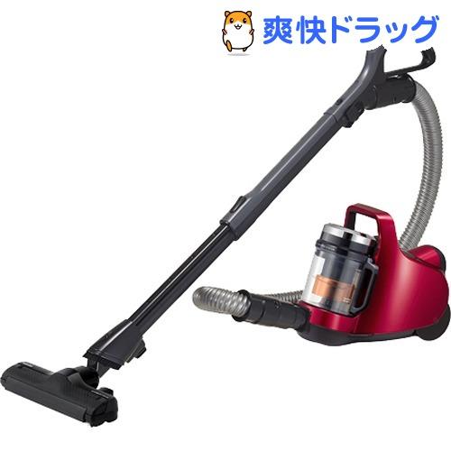 東芝 サイクロン式クリーナー グランレッド VC-C7(R)(1台)【東芝(TOSHIBA)】[掃除機]