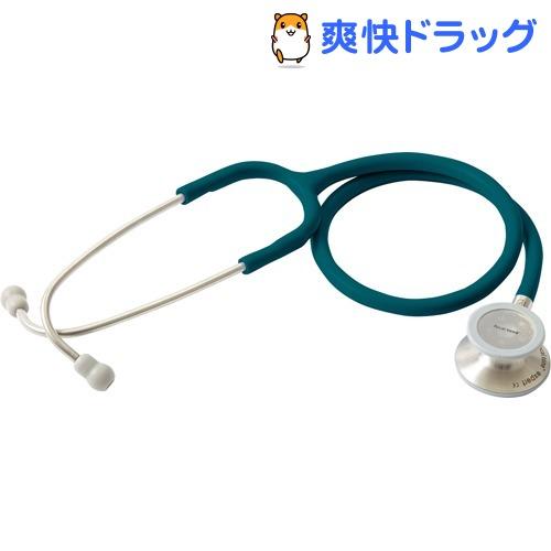 フォーカルトーン エキスパート ステンレス聴診器 カリビアンブルー(1個)【フォーカル】