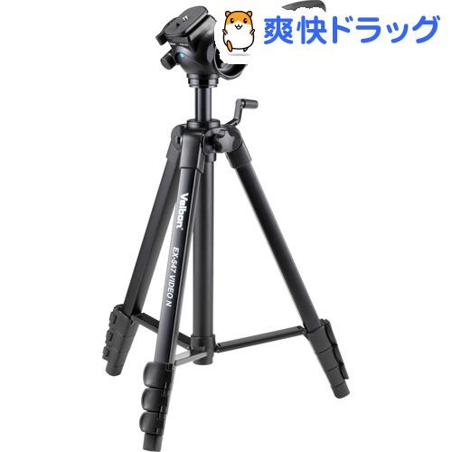 ベルボン ビデオカメラ用三脚 ビデオシリーズ EX-547 VIDEO N(1コ入)【ベルボン】