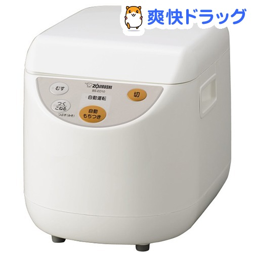 象印 マイコンもちつき機 力もち ホワイト BS-ED10-WA(1台)【象印(ZOJIRUSHI)】