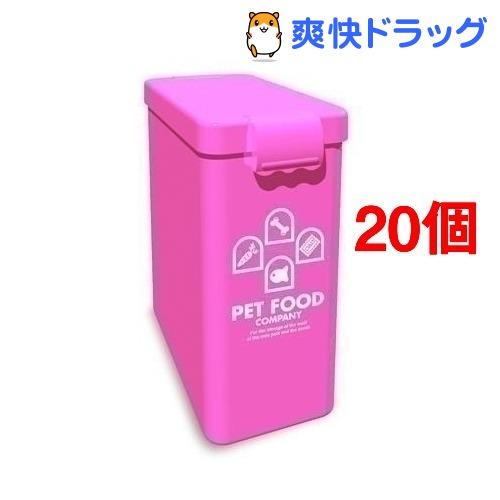 ペットフードカンパニー ピンク Lサイズ(20個セット)