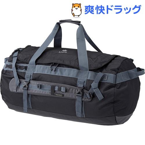 ADVEL ダッフルバッグ 65 ブラック(1個)【ロゴス(LOGOS)】